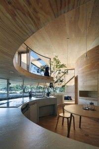 Minimalistic Japanese Interior Design