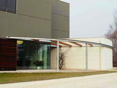 Dave s.r.l. establishment - Pordenone, Italy - Architect Elisa Bristot