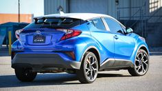 The new Toyota CH-R will be available in April! #resnickautogroup