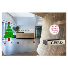 Merry Christmas and happy new year from Ceramiche Caesar!
