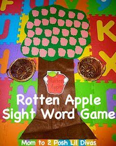 10 sight word games that could used in centers or whole class review