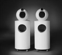 Vintage Elipson speakers 1/6