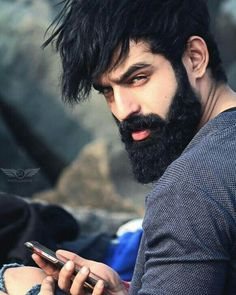 Our society has lost something meaningful concerning Men's Beard Styles. The rich depth and history of facial hair has been … Mens Hairstyles With Beard, Haircuts For Men, Asian Hairstyles, Beard Styles For Men, Hair And Beard Styles, Beards And Hair, New Beard Style, Trendy Haircut, Beard King