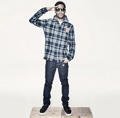 *The hipster  .Cudi-Style ..