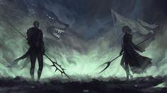 Читаю | Tumblr | Solas and Lavellan, Solavellan, Dragon Age: Inquisition