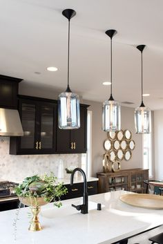 Modern Kitchen Lighting For A Great Home Interior Pinterest - Trendy kitchen light fixtures