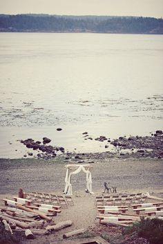 Vancouver Island Wedding at Dolphin Resort from Erin Wallis