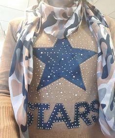 Las #estrellas si combinamos los #colores los combinamos bien #mystyle #casual #camuflada #cammo