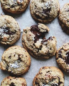 Classic Chocolate Chip Cookies – butter and brioche
