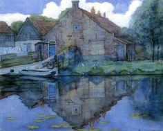 Piet Mondrian (Dutch, 1872-1944)