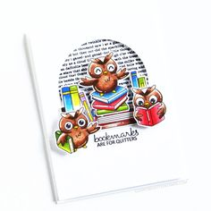 Stamps: Wise Owl, Bookworm, Bedtime Story, Basic Text Wise Owl, Bedtime Stories, Clear Stamps, Twinkle Twinkle, Book Worms, Happy, Cards, Blog, Sparkles Glitter