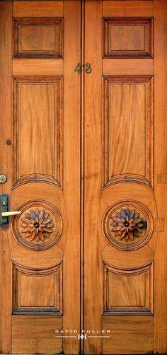 beacon street doors / david fuller photo