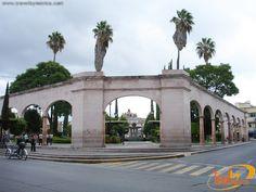 Zaragoza Plaza, Aguascalientes.