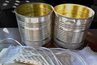 Let It Shine: Tin Can Craft Projects #trafficjamweekend
