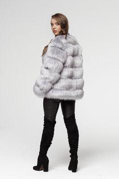 Fur Coat, Model, Jackets, Fashion, Mathematical Model, Down Jackets, Moda, Fashion Styles