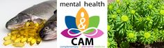 Complementary and Alternative Medicine remedies for mental health conditions