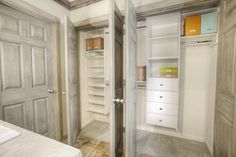 Specialty Abodian Projects traditional closet