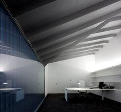 Architects Office In Matosinhos / Nuno Sampaio Arquitetos
