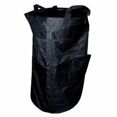 Heavy Duty Laundry Duffle Bag Color: Black by Wildon Home. $16.51. 3640115 Color: Black Features: -Material: Heavy duty polyester. -Stand up design converts into laundry hamper. -Stitched in shoulder straps and handles for easy transport. -Open top zipper design. -2 Exterior pockets for detergents/accessories. -Capacity: 25 gallons. -90 day manufacturer warranty.