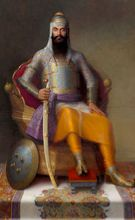 The Regency Era Timeline:Ranjit Singh founds Sikh Kingdom in India in 1799