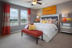 Bedroom Ideas On Pinterest Kb Homes Orlando And Compass