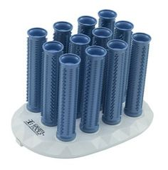 12 Base Long Ion Hot Rollers | Calista Tools