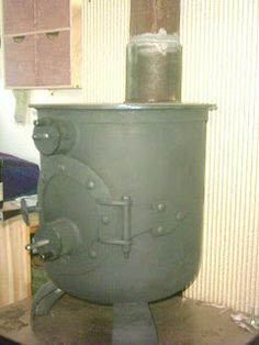 Small woodstove very advanced designs