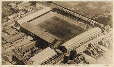 Aerial View Of White Hart Lane c.1925.