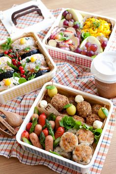 Introductory guide for Japanese cultural devotees: how to distinguish bento types - Kai jub pla - Japanese Bento Lunch Box, Bento Box Lunch, Japanese Food, Lunch Boxes, Cute Food, Yummy Food, Asian Recipes, Healthy Recipes, Ethnic Recipes