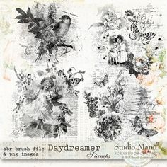 Daydreamer - Stamps