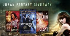 Twelve authors have come together to bring you twelve of their best offerings in Urban Fantasy as well as a giveaway where you can WIN any 3 Urban Fantasy Novels you want as well as join their newsletters for a chance to get more special offers and giveaway opportunities from…. Kristin D. Van Risseghem Rainy Kaye Neal Martin Christopher D. Morgan Andrea Pearson Christina Garner C.A. Huggins Ingrid Seymour Ash Krafton Demelza Carlton Rebecca Hamilton Jasmine Walt  It's the giveaway that keeps…