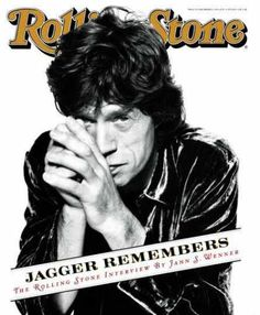 Rolling Stone - Mick Jagger