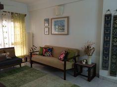 Sangita's small cosy weekend apartment in koramangala #indianhomes
