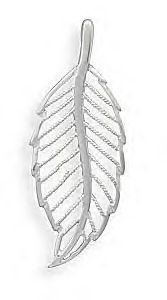 Cut Out Leaf Design Slide