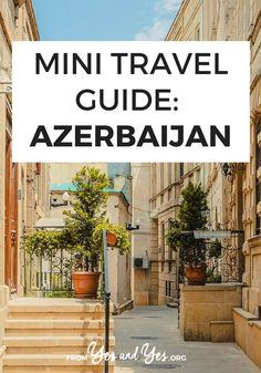 Looking for a travel guide to Azerbaijan? Click through for Azerbaijan travel tips from an expat and insights into where to go, what to do, what to eat and how to do it all safely and cheaply! Travel Guides, Travel Tips, Travel Destinations, Holiday Destinations, Travel Articles, Travel Packing, Budget Travel, Asia Travel, Solo Travel