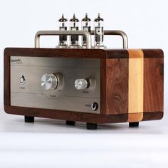 BlueTube Audio Vacuum Tube Amplifier