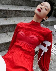 Sora Choi, Formal Dresses, Fashion, Dresses For Formal, Moda, Formal Gowns, Fashion Styles, Formal Dress, Gowns