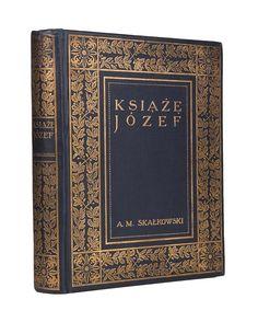 Skałkowski Adam Mieczysław. Książę Józef. Ilustracye kolorowe podług obrazów Bronisława Gembarzewskiego. Wydanie drugie. Bytom 1913.