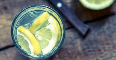 There's a lot of benefits to starting your day with a nice glass of lemon water.