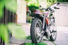 Honda CB 500 Four TITAN Motorcycle Company