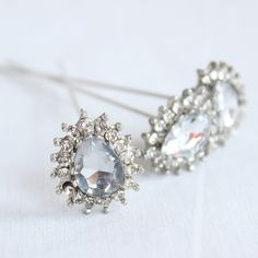 Bouquet Jewels Rhinestone Pick   Bouquet Accessories   Same Day Shipping