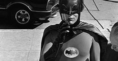 Adam West is the best Batman ever: He Has The Best Costume  See reason No. 1. Those ears on the cowl are the perfect length. Which would you rather wear: this outfit or the Joel Schumacher version? Adam West sports blues and yellows. He is not a goth ninja.