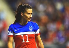 tpinoe: Ali Krieger | 10/26/14 // © Tony Quinn saw soccerthebeautifulgame wanted this. I tried to find it for you!