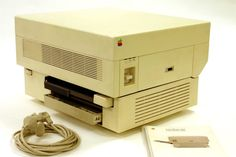 Cheap Printer Ink, Laser Printer, Retro Pictures, Retro Images, Mac Plus, Old Computers, Apple Computers, Home Printers, Printer Types