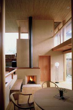 洛北の家|横内敏人建築設計事務所
