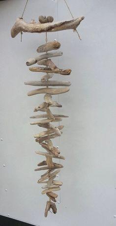 10 Mixed Long Driftwood Sticks