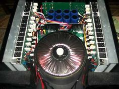 AD 4000 POWER AMP - YouTube Circuit Diagram, Youtube, Amp, Youtubers, Youtube Movies