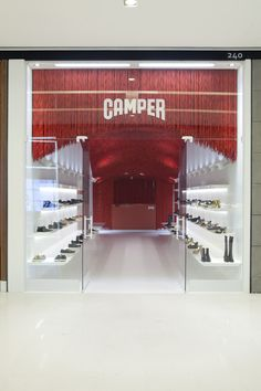 Camper together retail store by atelier marko brajovic for the JK shopping  center in sao paulo, brazil 5368f0336f