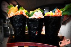 Ace Wasabi's Rock n Roll Sushi in SF- supposed to be creative rolls