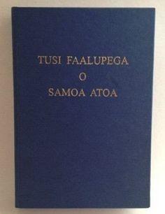 Tusi Fa'alupega o Samoa Atoa